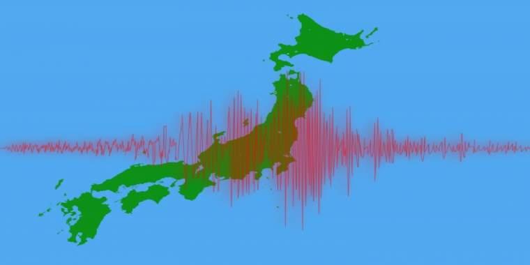 地震大国日本のイメージ