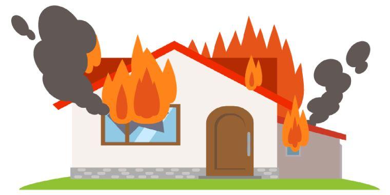 火災のイメージ